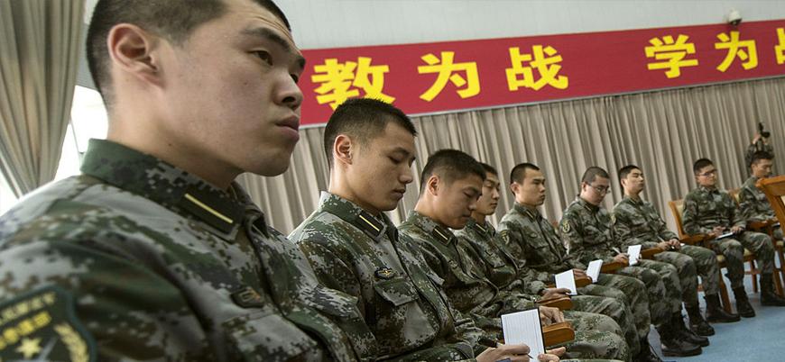 ABD askeri okullardaki Çinli öğrencileri sınır dışı edebilir