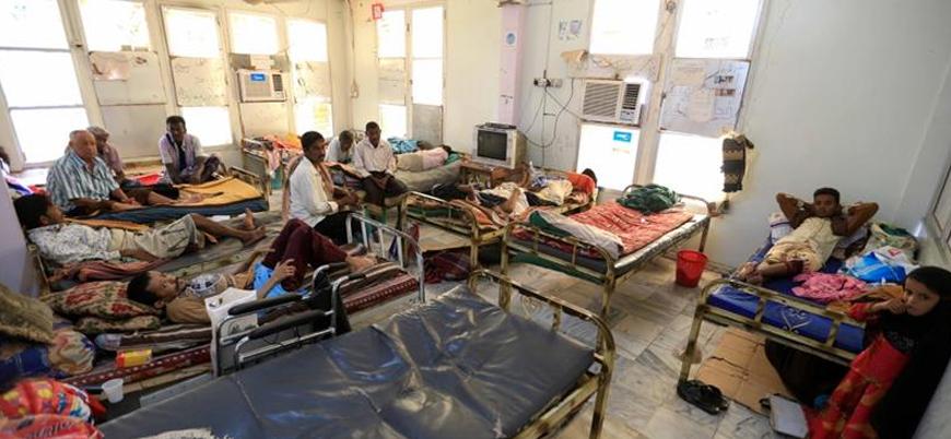Koronavirüs: 'En büyük ölüm oranı Yemen'de'