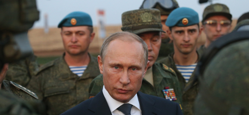 Putin Suriye'de Esed rejiminden daha fazla toprak istiyor