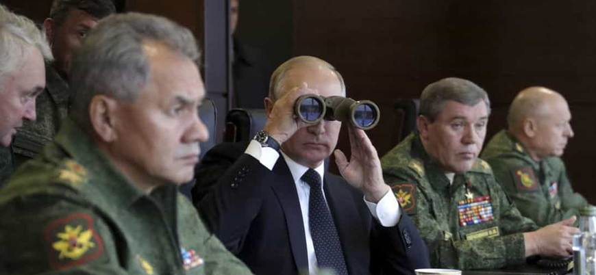 """""""Rusya Libya'da stratejik bir pozisyon elde etmeyi amaçlıyor"""""""
