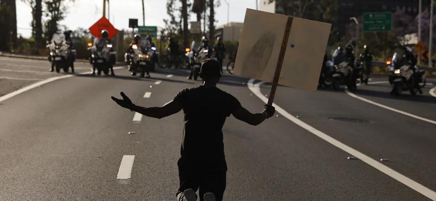 ABD'de polis göstericilere ateş açtı: 1 ölü