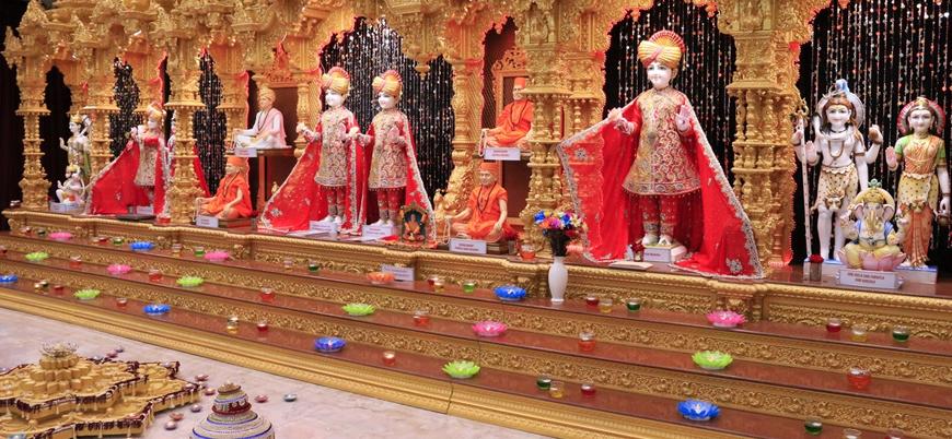Hindu din adamı kavgalı olduğu kişinin başını baltayla kesip 'tanrıya kurban etti'
