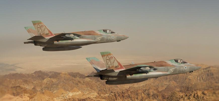 Suriye'de İran destekli Şii milislere hava saldırısı: 35 ölü