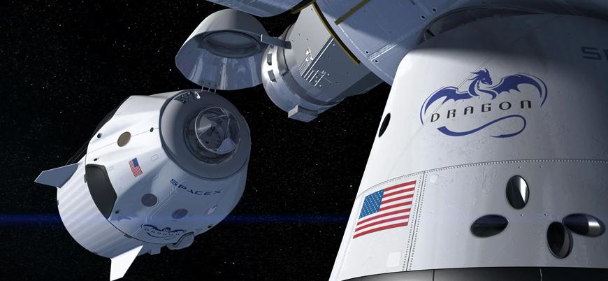 """""""Mars'ta medeniyet kurmanın ilk adımı"""""""