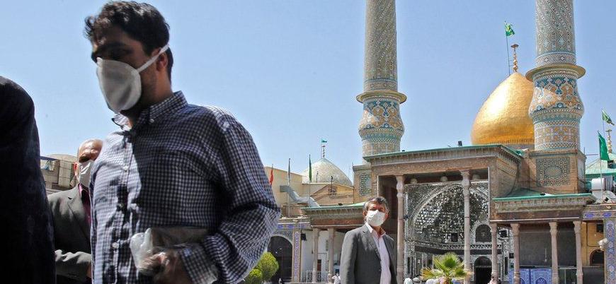 İran'da bir günde 3 bine yakın vaka tespit edildi