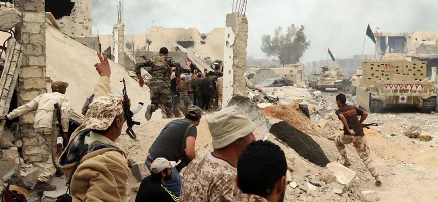 Libya'da ateşkes görüşmeleri yeniden başlıyor