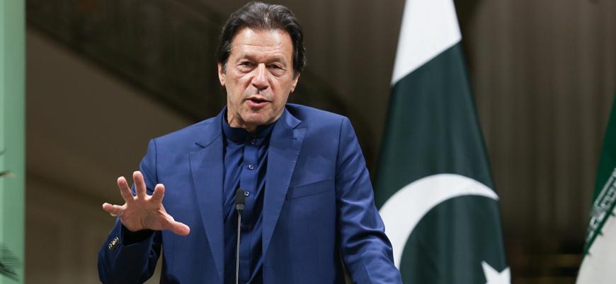 Pakistan Başbakanı Han: Ekonomi çok kötü, virüsle yaşamaya alışın