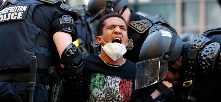 ABD'deki protestolarda iki kişi yaşamını yitirdi