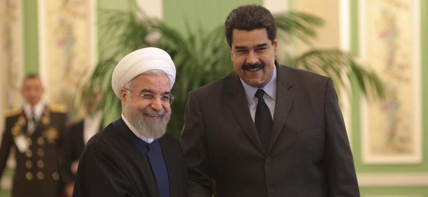 Venezuela lideri Maduro İran'ı ziyaret edecek