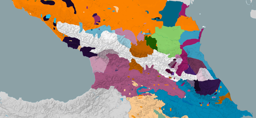 Kafkaslarda etnik yapı