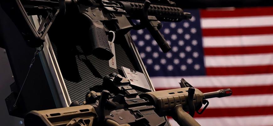 ABD'de silah satışları mayıs ayında yüzde 80 arttı