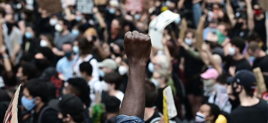 Protestolar sürüyor: BM'den ABD'ye itidal çağrısı