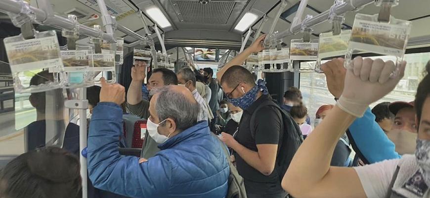 Bilim Kurulu Üyesi Prof. Özlü: Toplu taşıma virüs bulaşması için çok uygun bir alan
