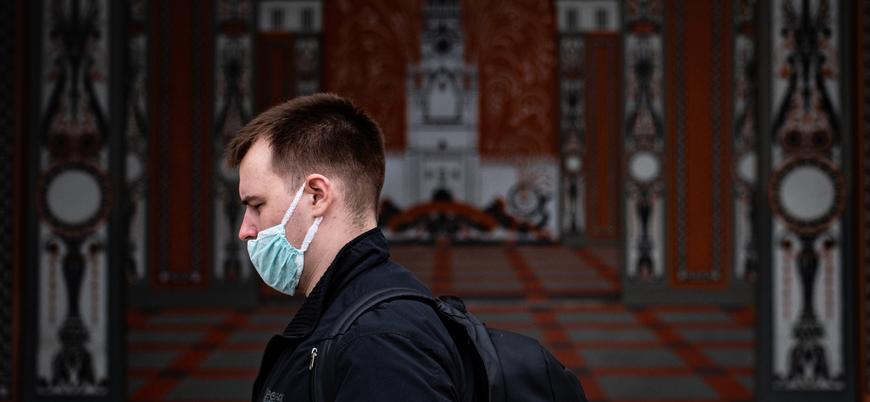 Rusya'da vaka sayısı 9 binin altına düşmüyor