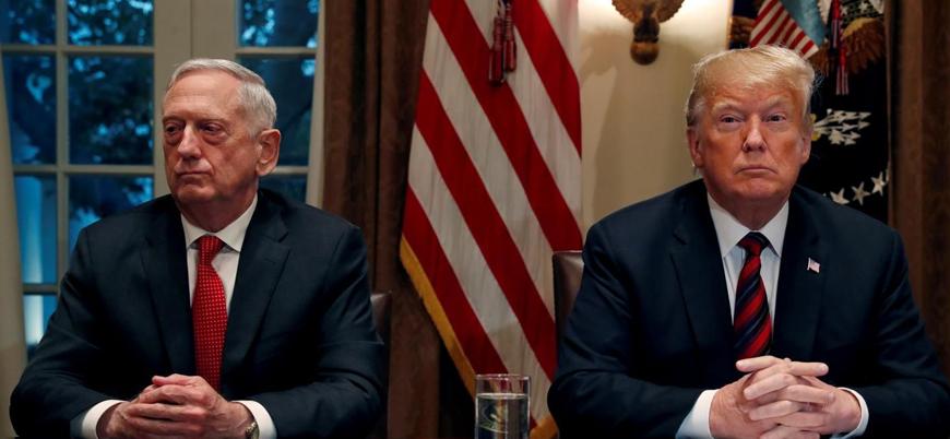 Eski ABD Savunma Bakanı Mattis: Trump ülkeyi bölmeye çalışıyor