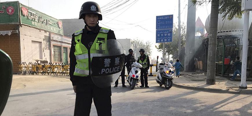 ABD'den 33 Çinli şirkete Uygur politikası nedeniyle yaptırım kararı