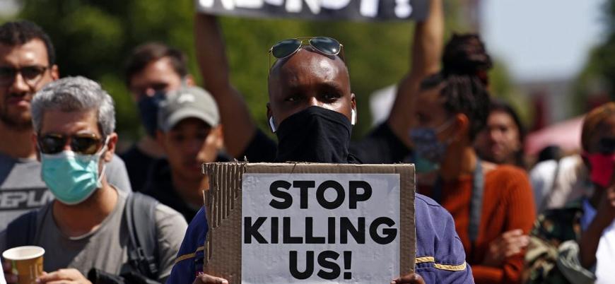 ABD'de ırkçılık karşıtı gösterilerde gözaltı sayısı 10 bini aştı