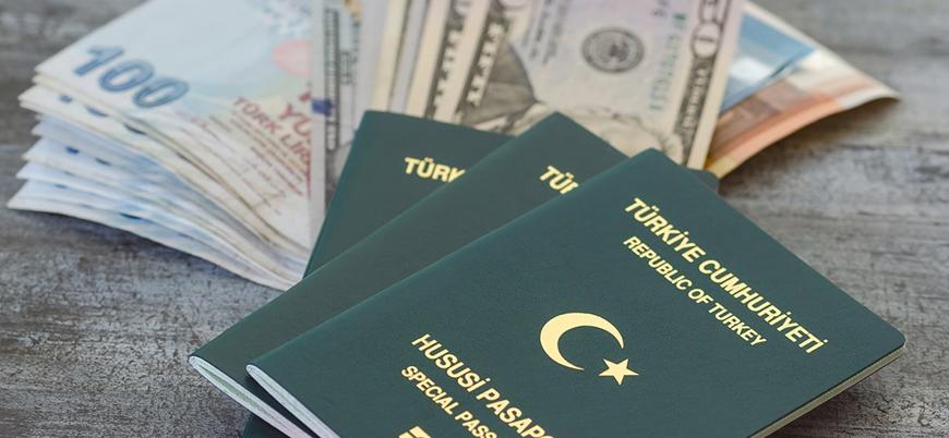 Türkiye'de yatırım yapan 9 bin yabancıya vatandaşlık verildi