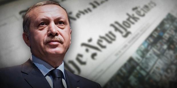 New York Times: Erdoğan'ın yaptıklarının bir sonucu olacak