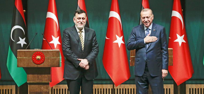 Erdoğan ile görüşen Serrac: Bu hepimizin zaferi