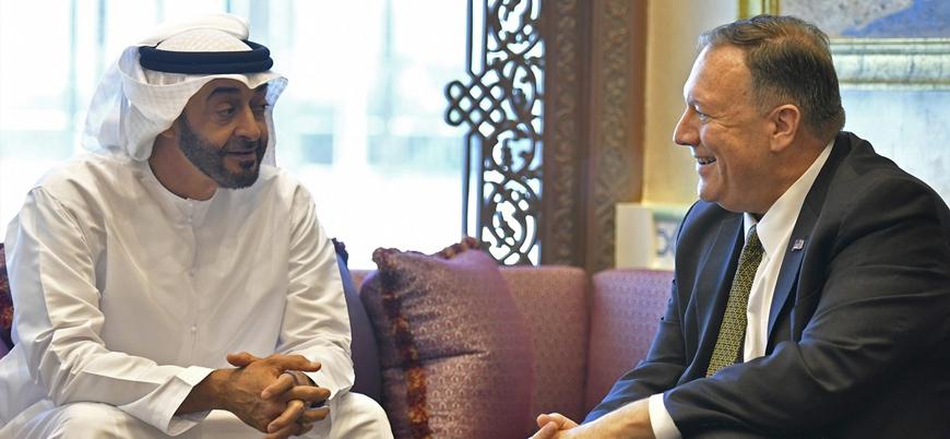 ABD ile BAE Libya'yı görüştü: Ateşkes çağrısı