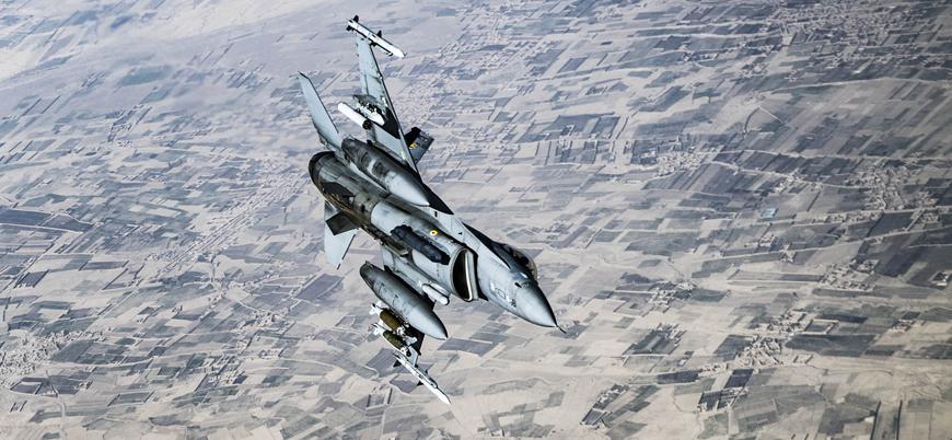ABD'den Afganistan'da Taliban'a hava saldırıları