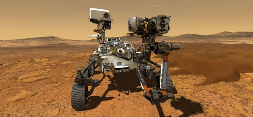NASA yeni Mars keşif aracını 17 Temmuz'da fırlatacak