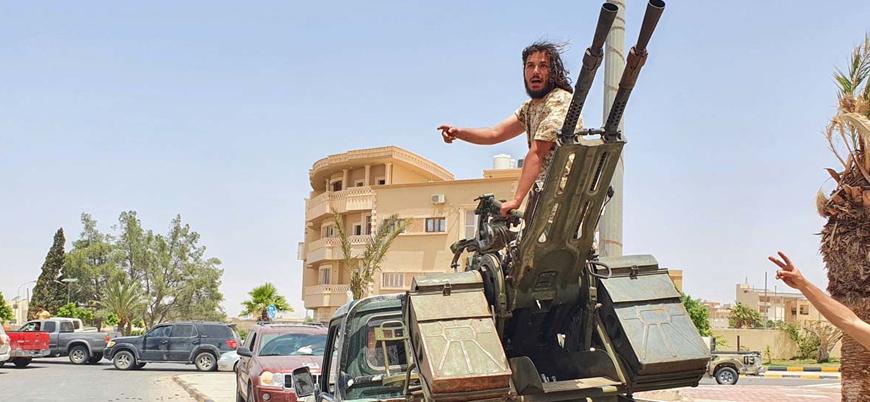 Türkiye destekli UMH güçleri Sirte'yi almak için operasyon başlattı