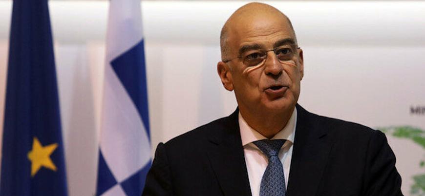 Yunanistan Dışişleri Bakanı: Türkiye Lozan Antlaşması'nı iyi incelemeli