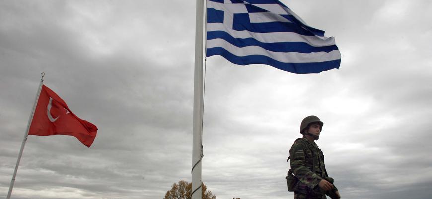 """""""Yunanistan'ın yüzde 70'i Türkiye ile olası çatışmadan endişeli"""""""