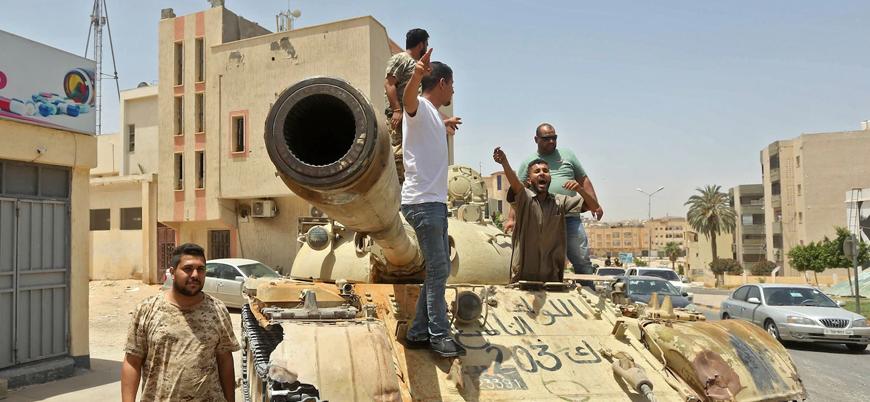 BM: Libya'da UMH güçleri yağma olaylarına karıştı