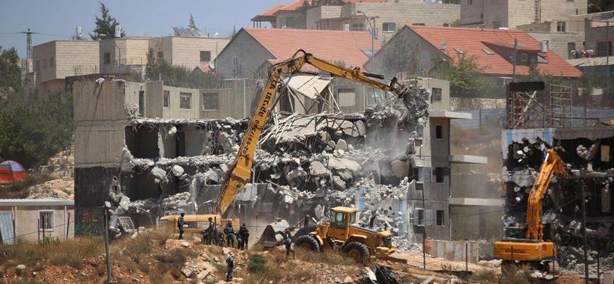 Netanyahu tutuklu Filistinlinin evi için yıkım emri verdi