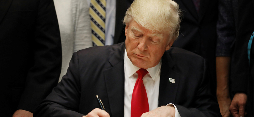 Trump Uygur politikası nedeniyle Çin'e yaptırım tasarını imzalayacak