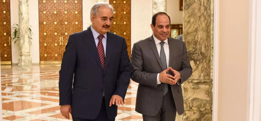 Libya'da Mısır'ın ateşkes girişimi sonuç vermedi