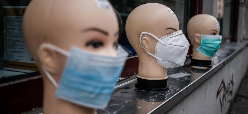 Maskeyle ilgili yeni bir araştırma: Koruyor