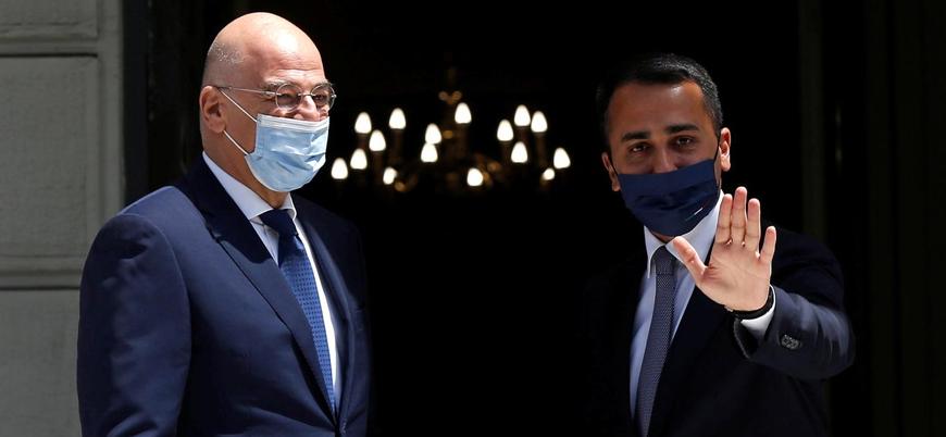 Yunanistan ile İtalya arasında 'MEB' anlaşması