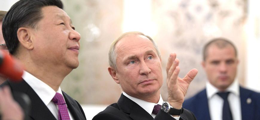 Rusya ve Çin'den İran'a 'ABD kalkanı'
