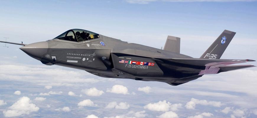 Türk F-35'lerinin ABD ordusuna alınması planlanıyor
