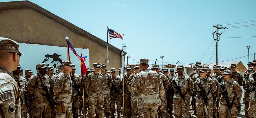 ABD Irak'taki askerlerini çekiyor