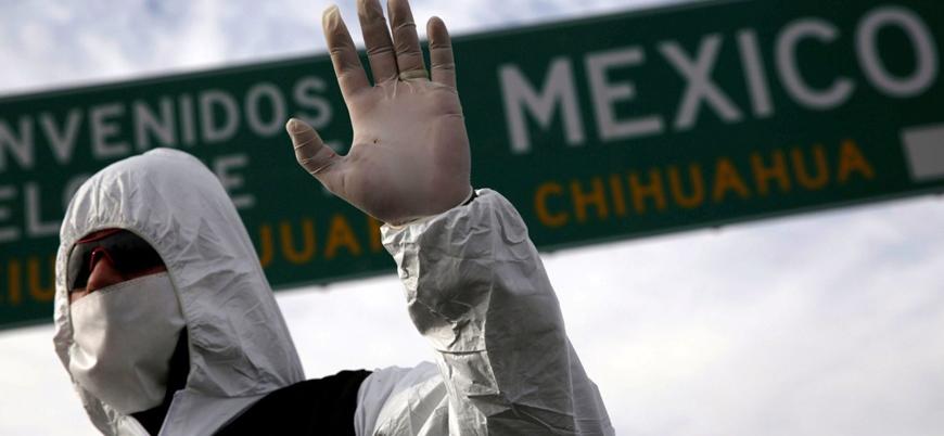 Koronavirüs: Meksika'da son 24 saatte 500'ü aşkın ölüm