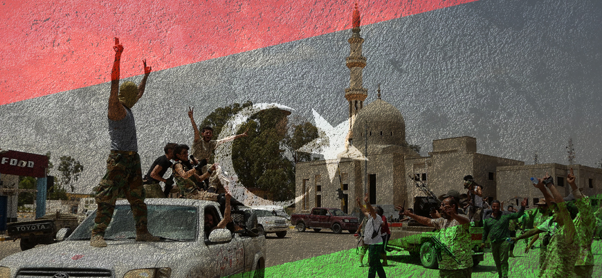 Libya savaşı kronolojisi