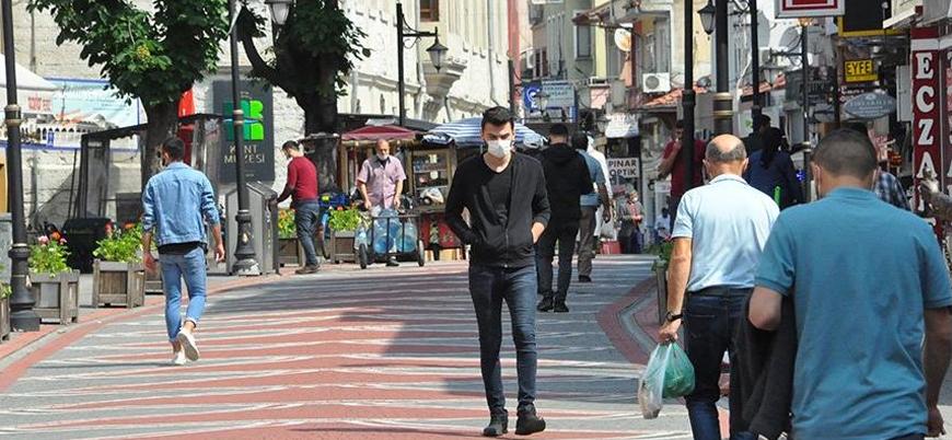 Türkiye'de vaka sayısı artıyor