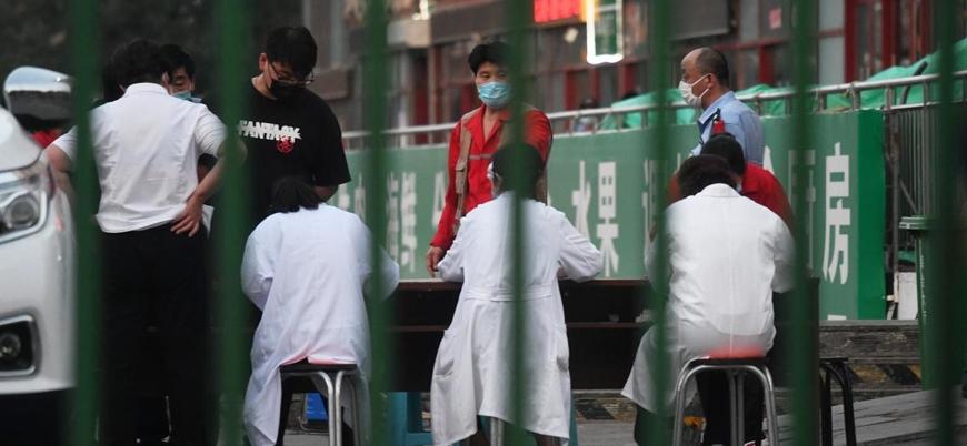 Çin'de son 2 ayın en yüksek vaka artışı yaşandı