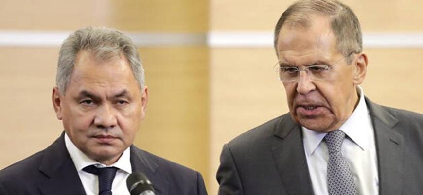 Gündem Libya: Rusya Dışişleri ve Savunma Bakanları Türkiye'ye geliyor