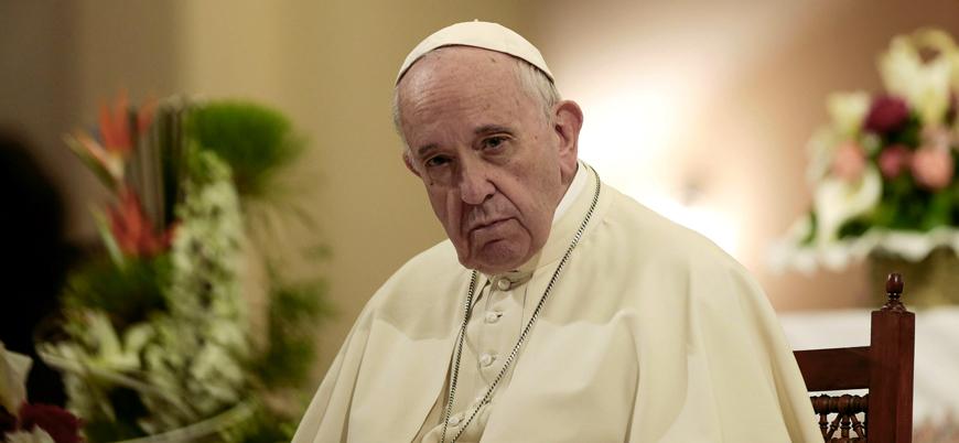 Türkiye'nin dengeleri değiştirdiği Libya için Papa devrede