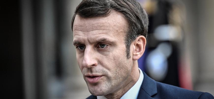 Macron'un partisi yerel seçimlerde yüzde 10 oy aldı