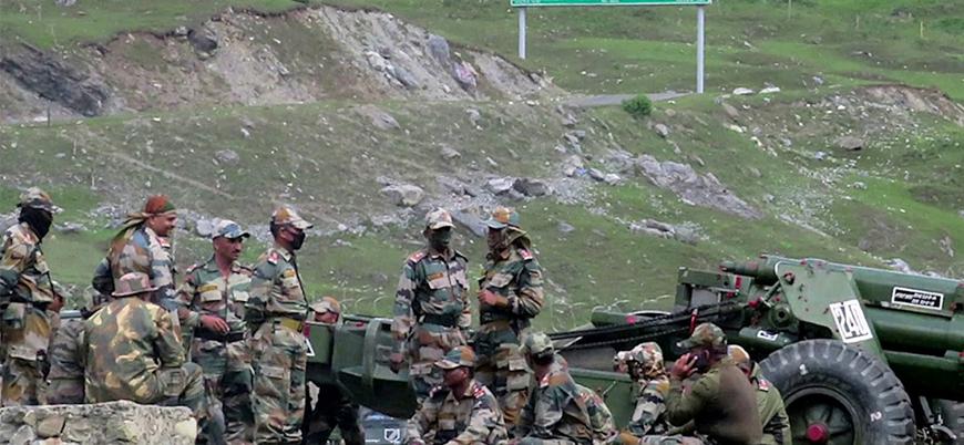 Çin ile Hindistan arasında çatışma: Onlarca asker öldü ve yaralandı