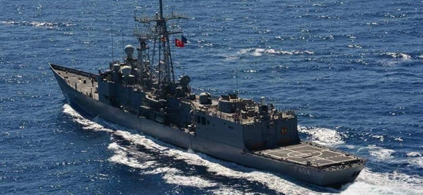 Akdeniz'de Türk savaş gemilerinden Fransızlara 'radar kilitlemesi'
