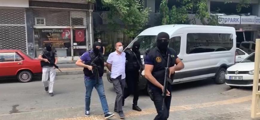 İzmir'de 'DHKP-C' operasyonu