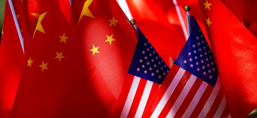 ABD'nin Uygur yaptırımlarına Çin'den tepki
